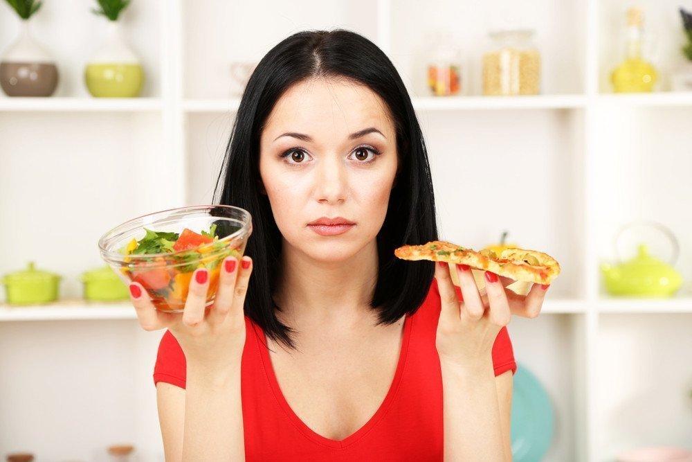 Не можете соблюдать диету