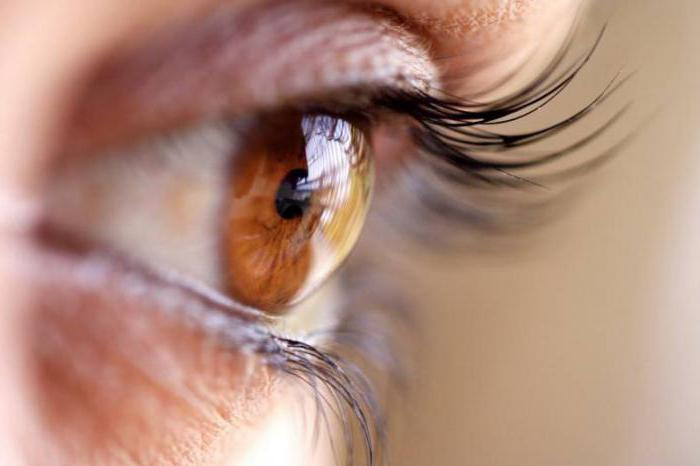 Дегенерация желтого пятна глаз
