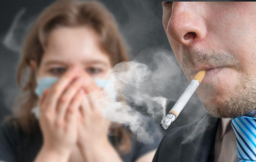 Пассивный дым