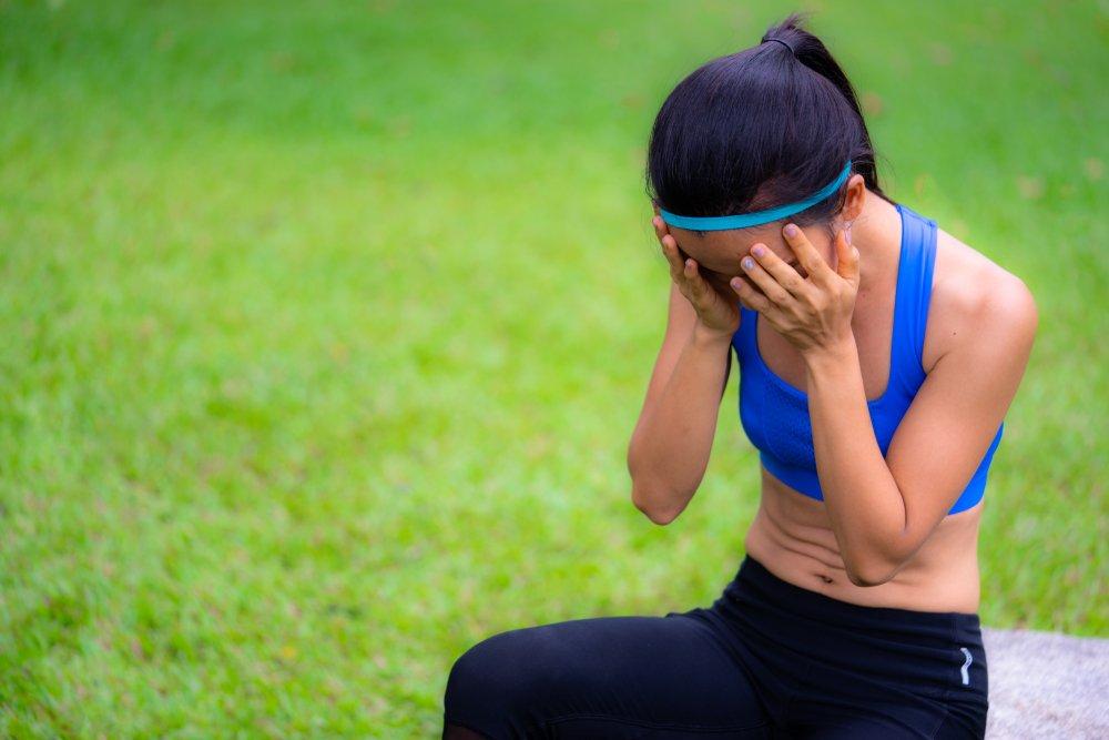 вид спорта для страдающих мигренью